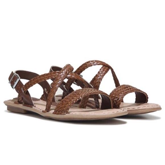 1279578df2d9 BORN BOC Dena Braided Strapy Sandal